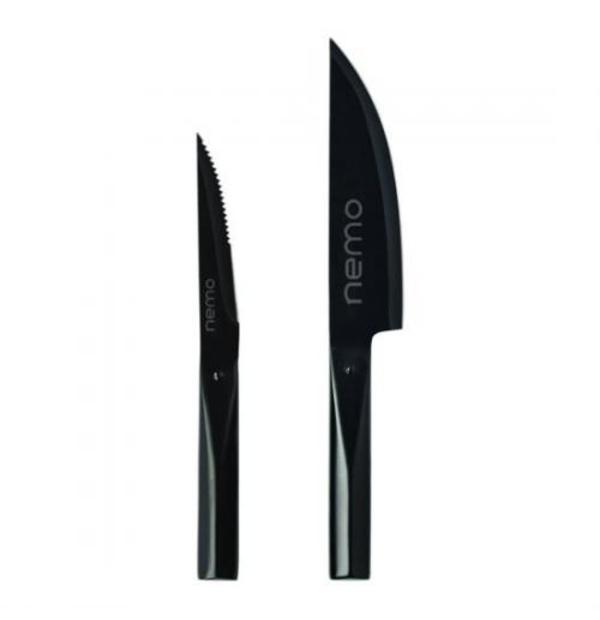 ensemble de 2 couteaux
