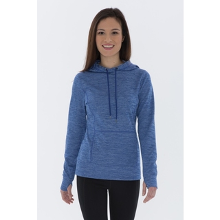 PJL-5791F Hoodie chiné (polyester)