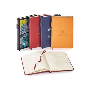 PJL-5183 Journal en cuir véritable
