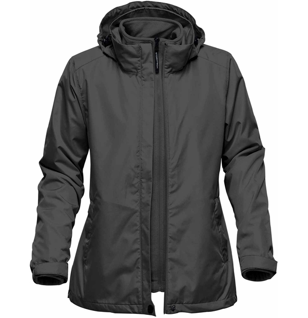 Manteau 3-en-1 femme