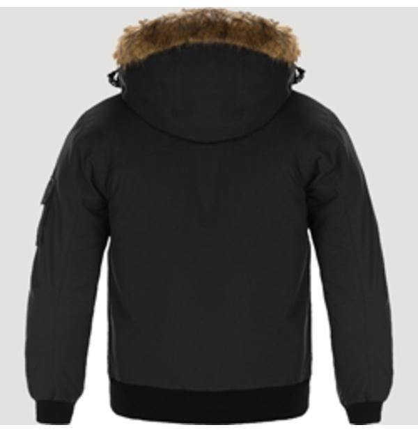 manteau aviateur pour froid intense homme