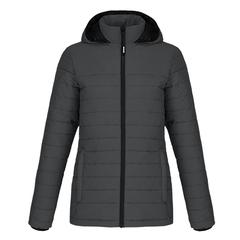 Manteau chimé matelassé