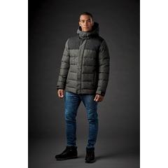 Manteau confortable et isolé