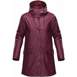 PJL-6125F Manteau de pluie isolé femme