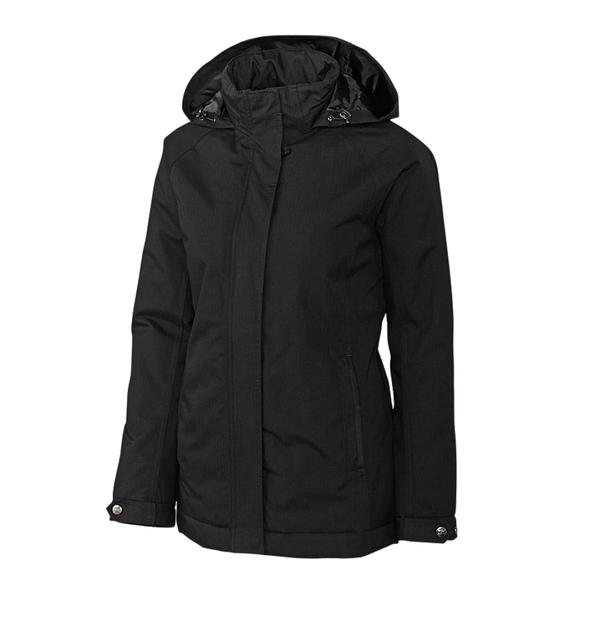 manteau entièrement scellé pour une imperméabilité optimale