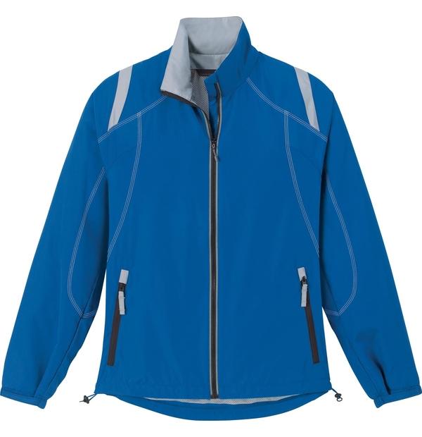 manteau léger, bande réfléchissante
