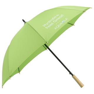 PJL-6111 Parapluie ouverture automatique fait de plastique recyclé