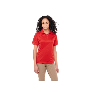 PJL-5111F Polo manches courtes femme