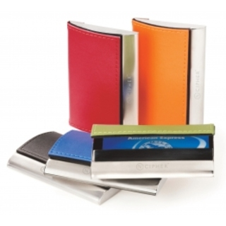 PJL-203 porte-cartes en cuir