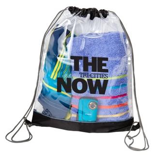 PJL-4331 sac à dos à cordon en PVC