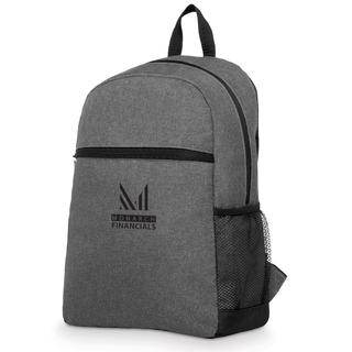 PJL-5260 sac à dos à devant plat