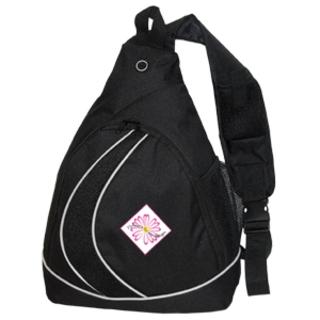 PJL-2650 sac bandoulière avec pochette à cellulaire