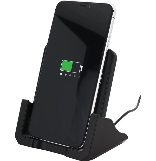 Support et chargeur sans fils 10w pour cellulaire et tablette