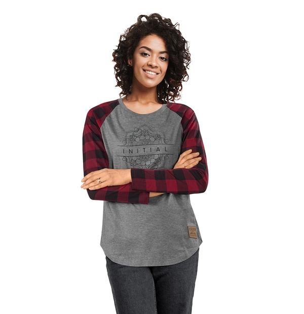 T-shirt manche longue pour femme