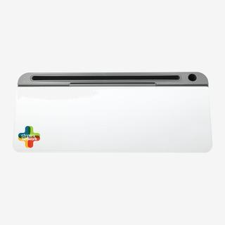 PJL-6406 tableau blanc pour bureau avec espace de rangement