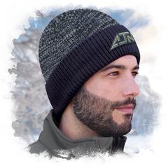 Tuque tricotée