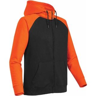 PJL-5413 veste à capuchon athlétique avec zip