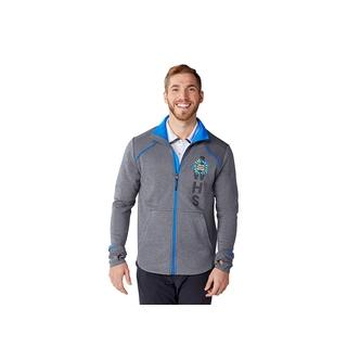 PI-6241 Veste en tricot avec fermeture éclair contraste