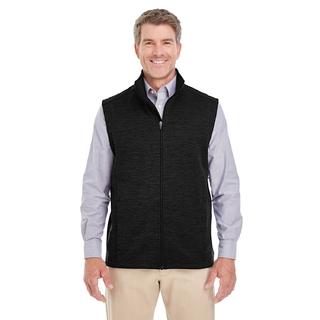 PJL-5479 veste sans manche en molleton à motif mélangé